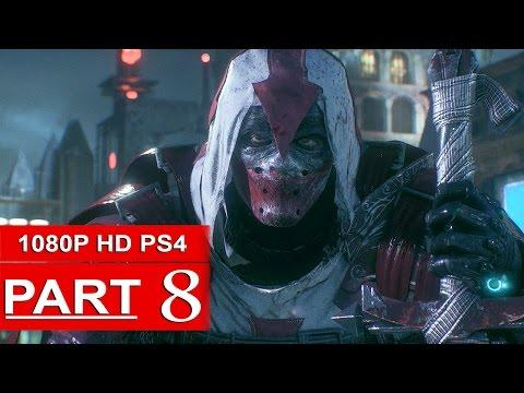 Batman Arkham Knight Gameplay Walkthrough Part 8 [1080p HD PS4] Heir To The Cowl - No Commentary