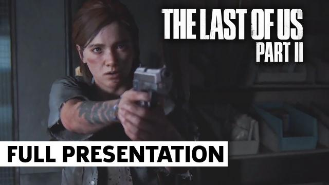 The Last of Us Part II - FULL Gameplay Presentation | PlayStation State of Play 2020