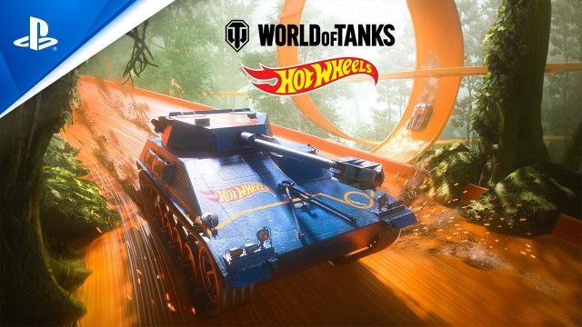 World of Tanks: Hot Wheels | PS4