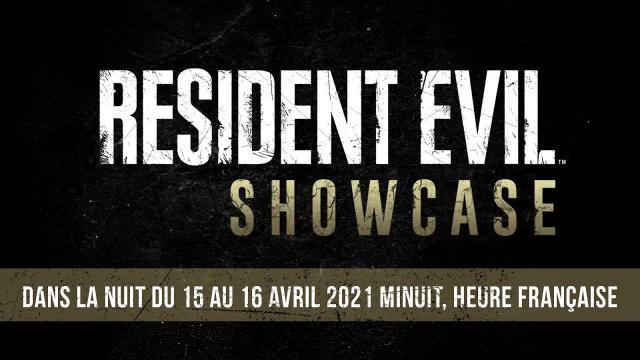 Resident Evil Showcase   Avril 2021