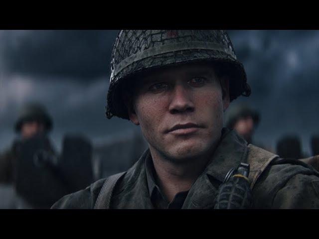 Call of Duty®: WWII - 'Red' Daniels personagevideo [PL]