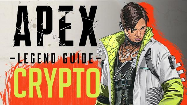Apex Legends Crypto Guide: Abilities And How To Use The New Legend