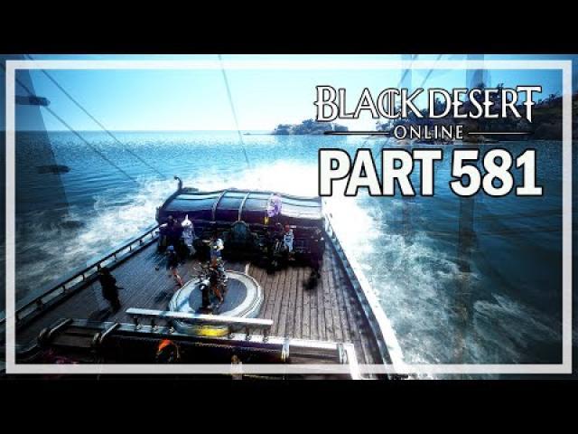 Black Desert Online - Dark Knight Let's Play Part 581 - PEN Attempt