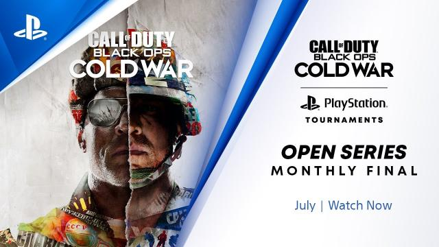 Call of Duty : Black Ops Cold War : NA Monthly Finals : PlayStation Tournaments Open Series