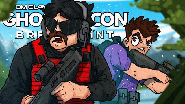 REUNITED WITH THE DOC IN GHOST RECON BREAKPOINT
