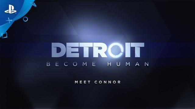 Detroit: Become Human – Connor Interview | PS4