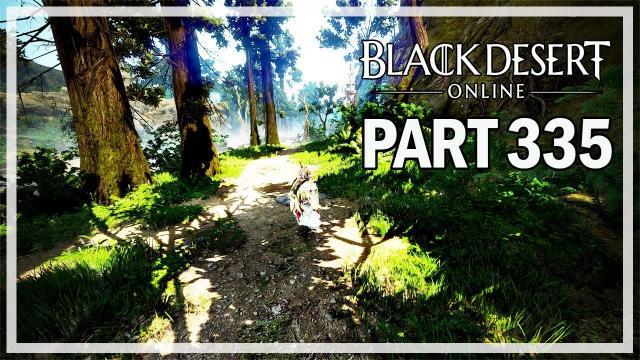 Black Desert Online - Dark Knight Let's Play Part 335 - Manshaum Grind 2nd Half