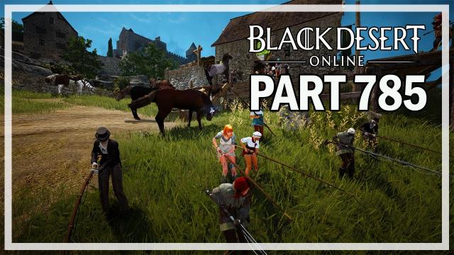 Enhancing Manos Clothes - Let's Play Part 785 - Black Desert Online