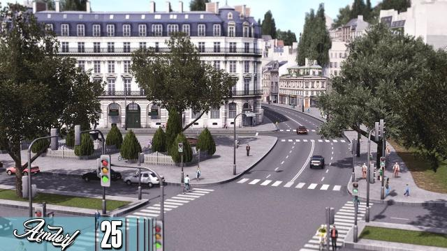 Cities Skylines: ARNDORF - The French District #25