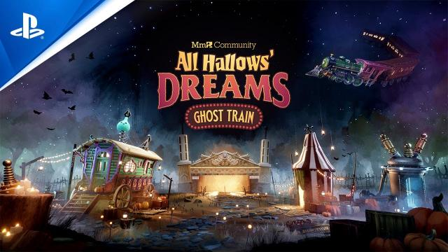 All Hallows' Dreams: Ghost Train - Launch Trailer   PS4