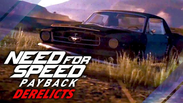 Need For Speed Payback Derelicts Guide