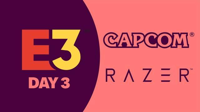 E3 2021 Capcom, Razer, Take-Two Keynotes and More | Play For All