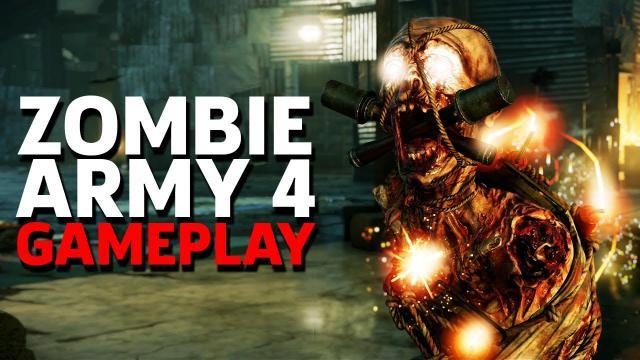 Zombie Army 4: Dead War - Ambush Gameplay | E3 2019