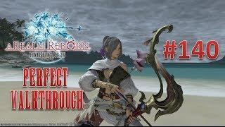 Final Fantasy XIV A Realm Reborn Perfect Walkthrough Part 140 - Becoming a Bard&Quests