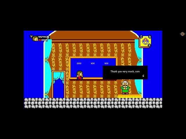 Alex Kidd in Miracle World DX Trainer +5