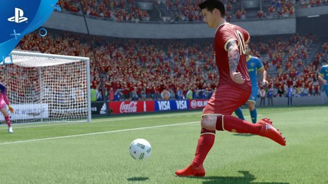 EA SPORTS FIFA 17 - FUT Championship Series Announcement | PS4, PS3