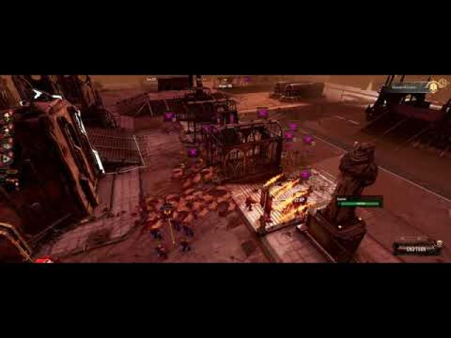 Warhammer 40,000 Battlesector Trainer +12