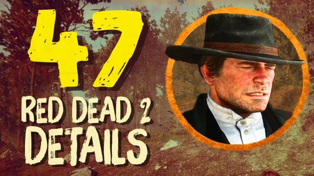 47 Impressive Red Dead 2 Details - Quickdraw Ep. 4