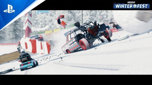 Wreckfest - Tournament Update January 2021 | PS4