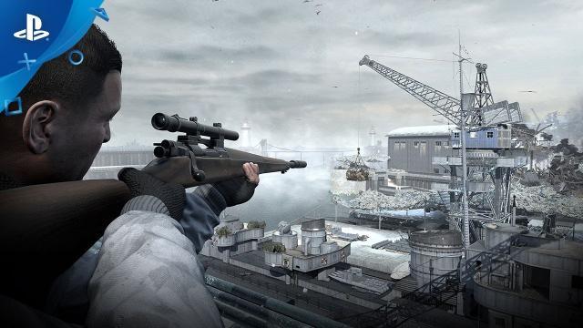 Sniper Elite 4 - Deathstorm Part 1 DLC Launch Trailer | PS4