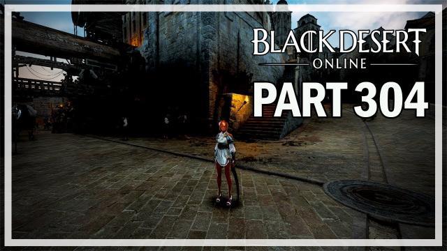 Black Desert Online - Dark Knight Let's Play Part 304 - CP Quests