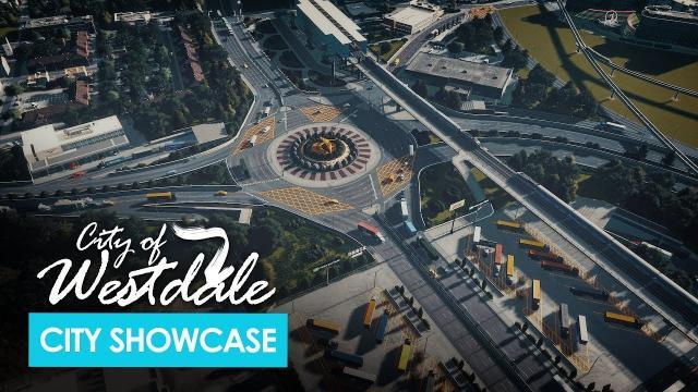 Cities Skylines: Westdale Showcase - Dream City [4K]