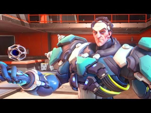 New Overwatch Hero Sigma In PTR