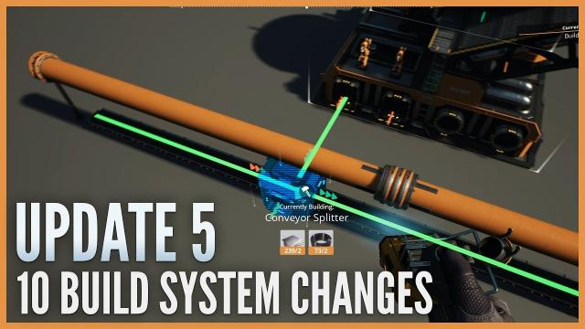 10 BUILD SYSTEM Changes Coming in Update 5