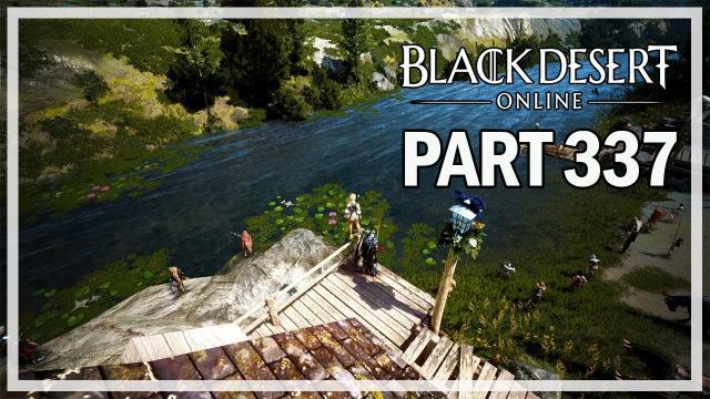 Black Desert Online - Dark Knight Let's Play Part 337 - Centaur Grind
