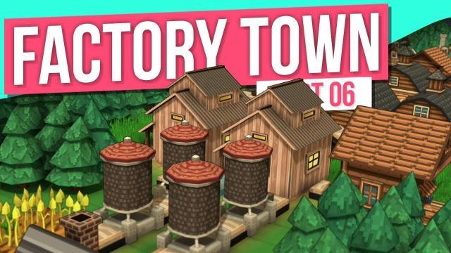 Factory Town // SILOS (#6)