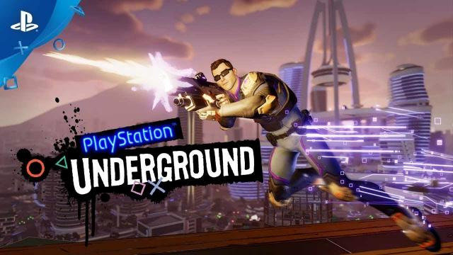 Agents of Mayhem PS4 Gameplay | PlayStation Underground