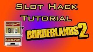 Borderlands 2: Slot Machine Hack Tutorial (Easy ORANGE Weapons!)