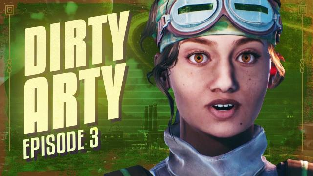 Where's The MONEH?! - Dirty Arty Episode 3