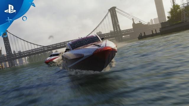 The Crew 2 - Jaguar Vector V40R Powerboat | PS4