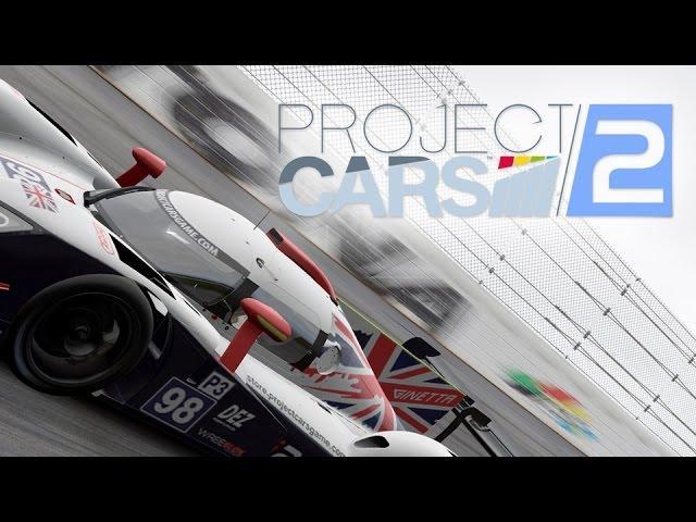 Project Cars 2 - Announcement Trailer