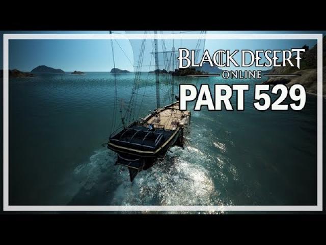 Black Desert Online - Dark Knight Let's Play Part 529 - Great Expedition
