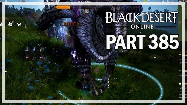 Black Desert Online - Dark Knight Let's Play Part 385 - Dark Rifts