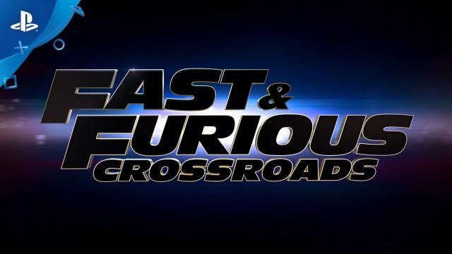 Fast & Furious Crossroads - Gameplay Trailer | PS4