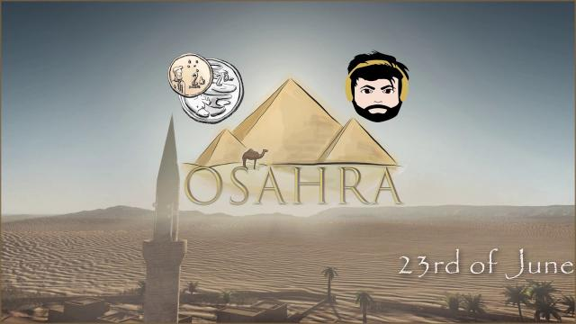 Collaboration Project Announcement - Cities Skylines: Osahra | read description