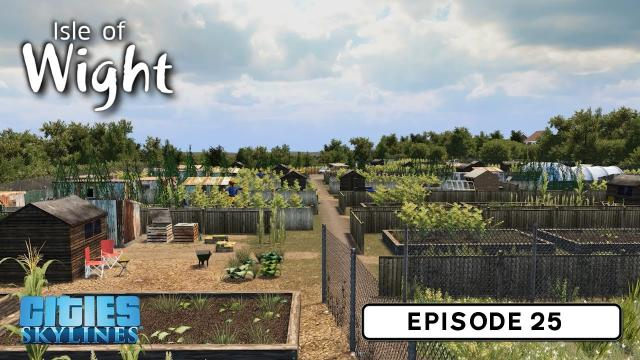 Allotments - Cities: Skylines: Isle of Wight - 25
