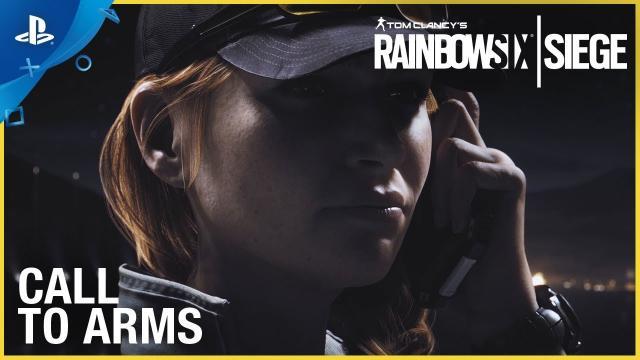 Rainbow six siege trainer