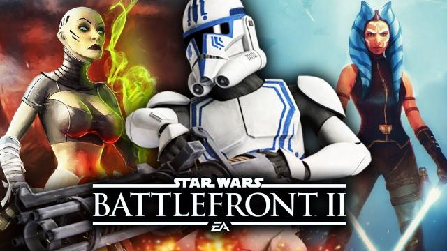 Star Wars Battlefront 2 - Clone Wars DLC: DICE RESPONDS! New Gameplay Updates Coming in 2018!