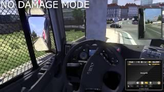 Euro Truck Simulator 2 Trainer +4 Cheat Happens