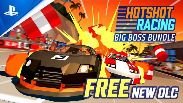 Hotshot Racing - Big Boss Bundle Launch | PS4