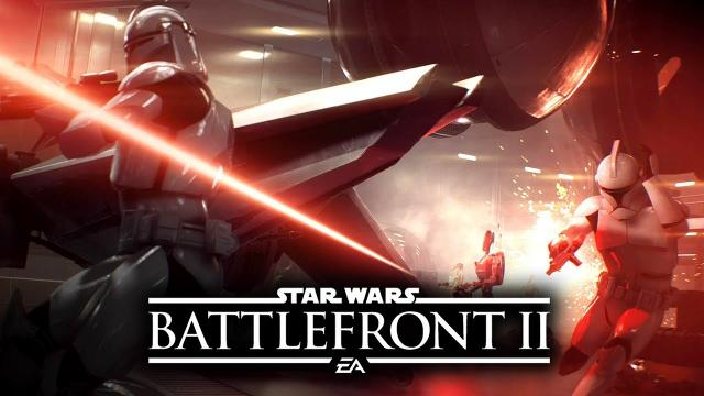 Star Wars Battlefront 2 - NEW IMAGES of Phase 1 Clone Troopers on Kamino & Space Battles!