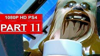 LEGO Star Wars The Force Awakens Gameplay Walkthrough Part 11 [1080p HD PS4] - No Commentary