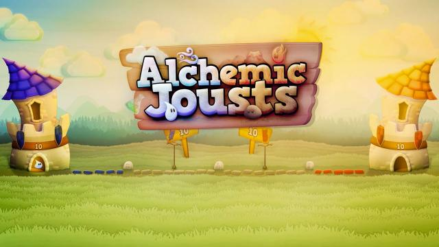 Alchemic Jousts - Official Trailer | PS4