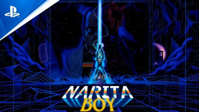 Narita Boy - Launch Trailer | PS4
