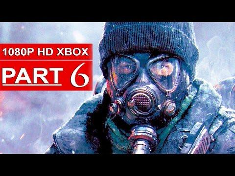 The Division Gameplay Walkthrough Part 6 [1080p HD Xbox One] The Dark Zone - No Commentary