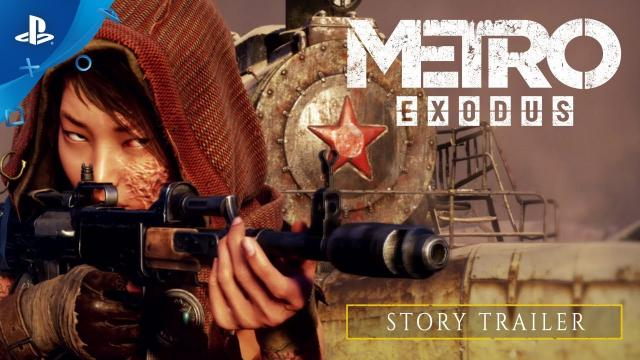 Metro Exodus - Story Trailer | PS4